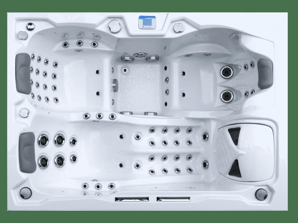 Whirlpool Infinitas MB300 pro Wanne