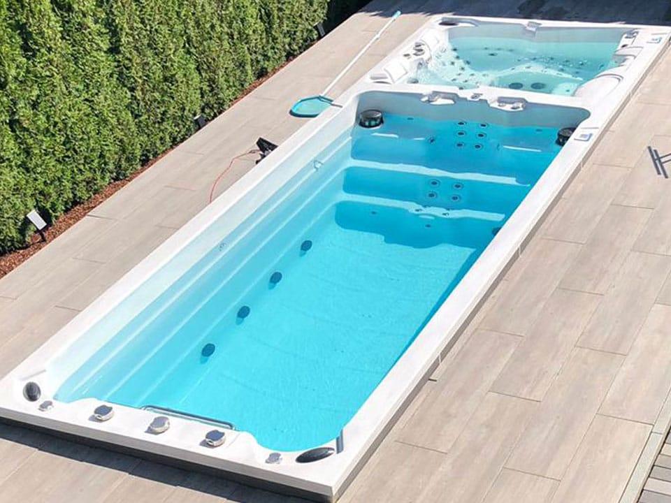 Vorteile eines Swim Spa