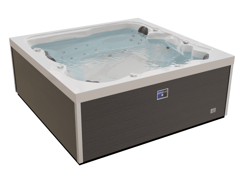 Whirlpool Infinitas SE300 mit Wasser