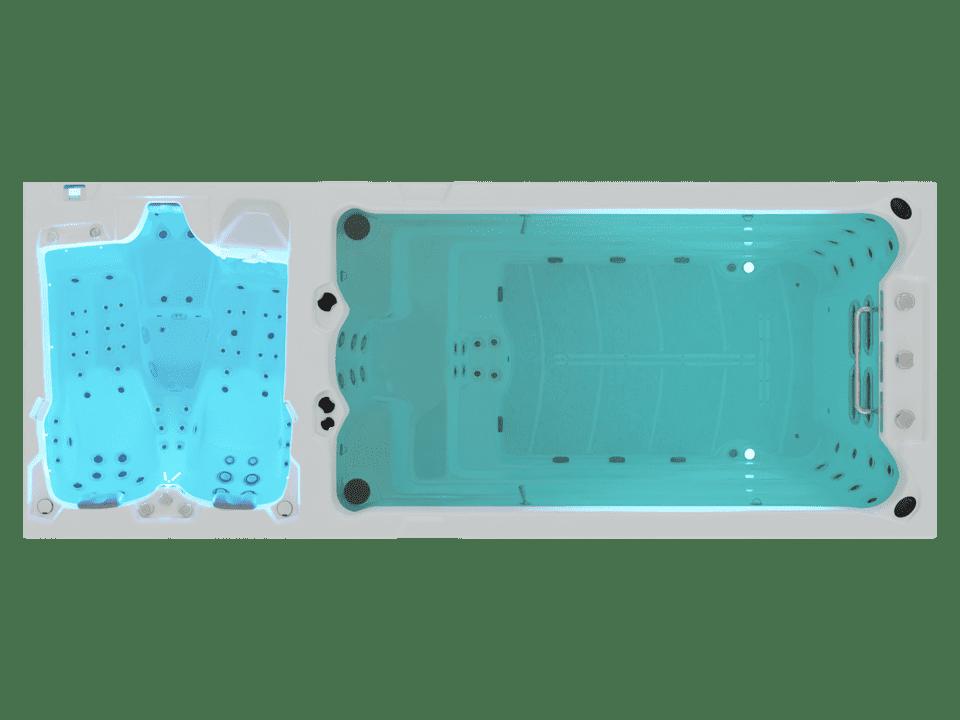 Swim Spa Infinitas SP1300