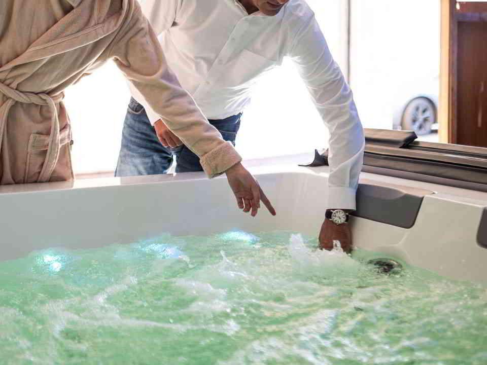 Whirlpool Wasserwechsel